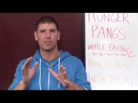 My Tips for Dealing with Hunger Pangs While Fasting (Hunger Pangs vs TRUE Hunger)