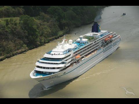 Weltreise und eine spektakuläre Panamakanal Durchfahrt  I Phoenix Reisen TV # 71
