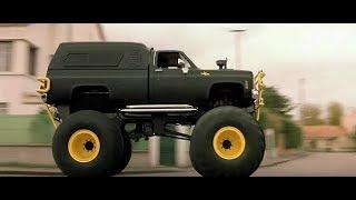 Taxi 3 - Monster Truck Scene