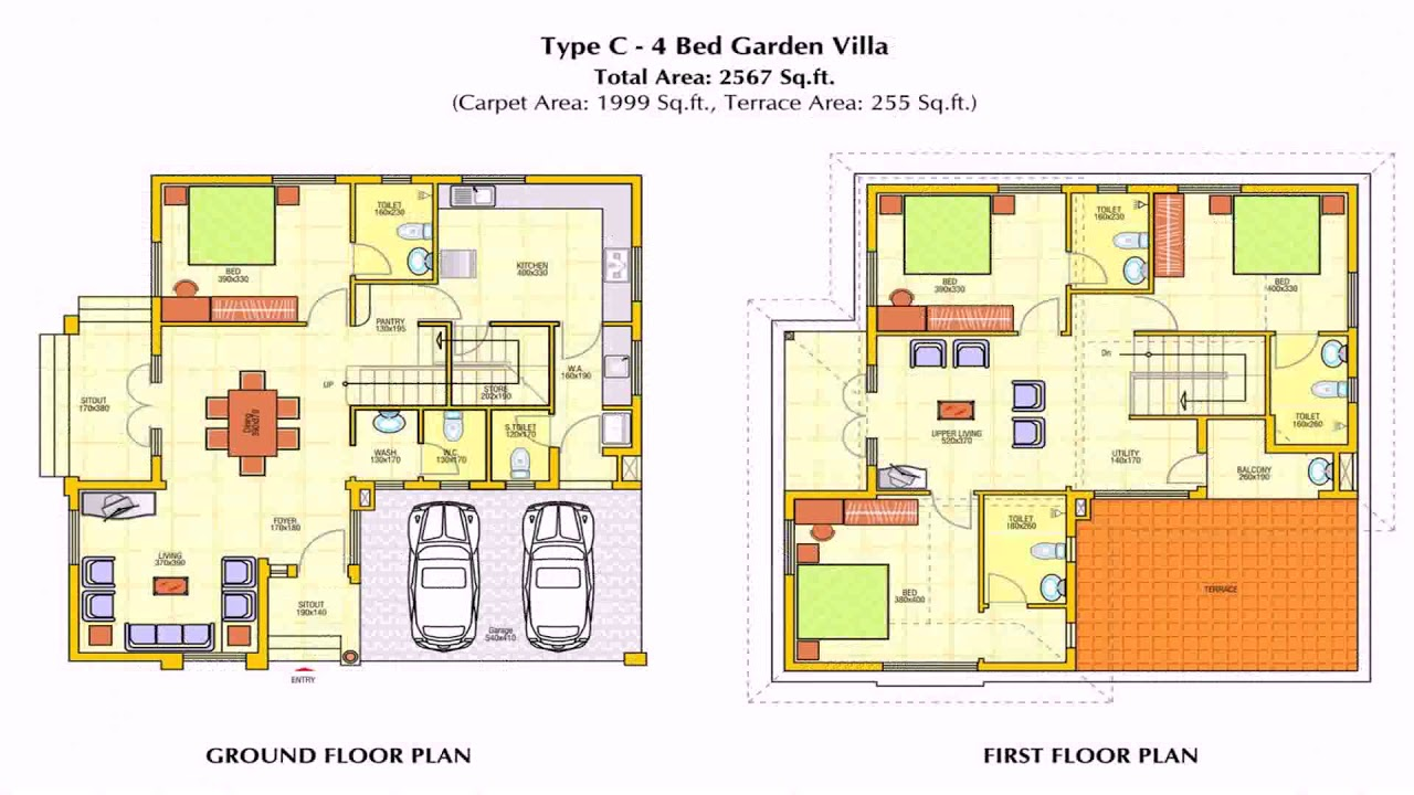 Floor plans with