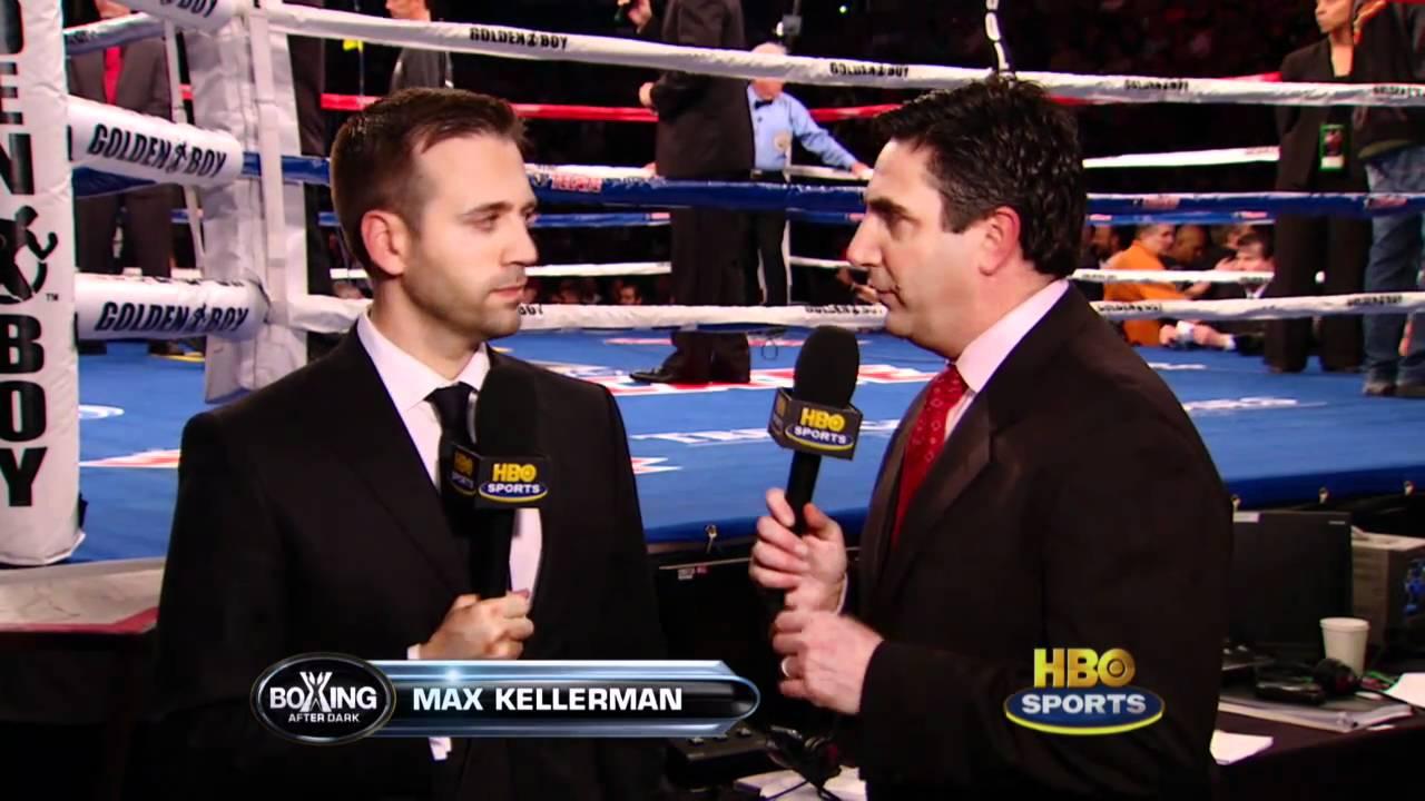 Hbo Boxing Commentators Hbo Boxing Khan vs