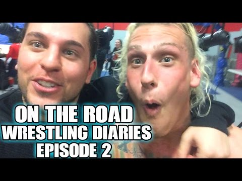 On The Road Wrestling Diaries: Episode 2 - Warriors Of Wrestling