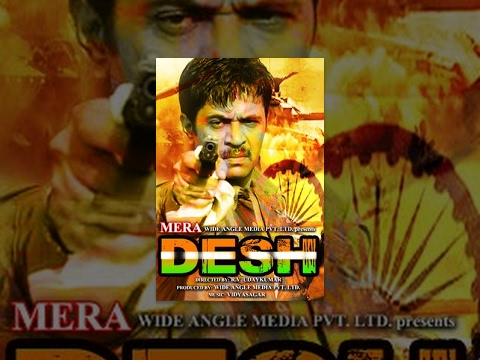 Mera Desh | Full Movie | Hindi Film | Arjun | Monica Bedi | Prakash Raj video