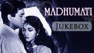 Download Madhumati (1958 )- All Songs Jukebox (HD)  - Dilip Kumar - Vyjayantimala - Mukesh - Lata Mangeshkar 3Gp Mp4