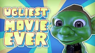 What the HELL is Trolland? (The UGLIEST Animated Movie Ever)