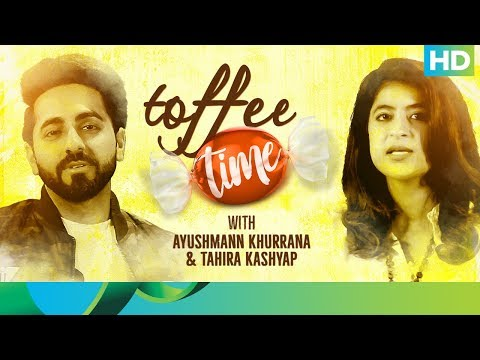 Eros Now Short Movies | Toffee | Toffee Time | Ayushmann Khurrana & Tahira Kashyap