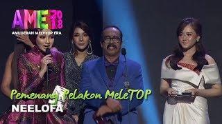 Download Lagu #AME2018 I Neelofa | Pemenang Pelakon MeleTOP I Anugerah MeleTOP ERA 2018 Gratis STAFABAND