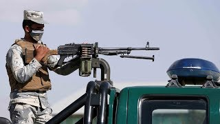 Several candidates, civilians killed in the lead-up to elections in Afghanistan