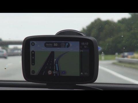 TomTom GO 500 Europe - Praxistest, HD Traffic, Fahrspurassistent, Karten, Funktionen - 2013 HD