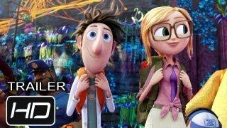 Lluvia De Hamburguesas 2 - Trailer 2 Oficial Espa�ol Latino - Hd