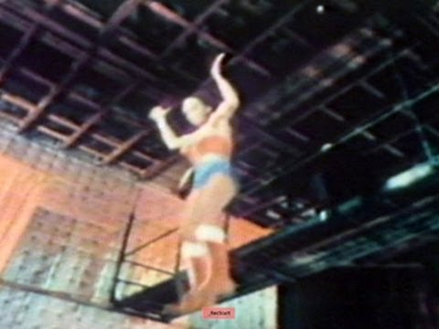 """From 1979: Meet the stunt double of """"Wonder Woman"""""""