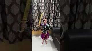 jhansi rani speech
