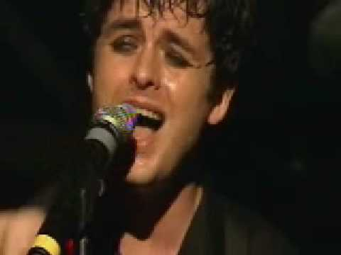 Green Day - Wake Me Up When September Ends Live  KROQ Almost...