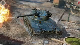 German Anti Tank Gameplay - World of Tanks Blitz