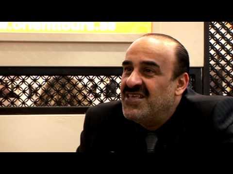 Shaikh Faisal Al Qassemi, Chairman, Orient Tours Part II @ ITB 2010
