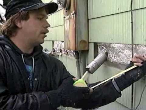 How to Insulate Wall