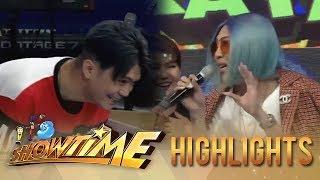 It's Showtime Cash-Ya: Vice Ganda calls Vhong a gossiper