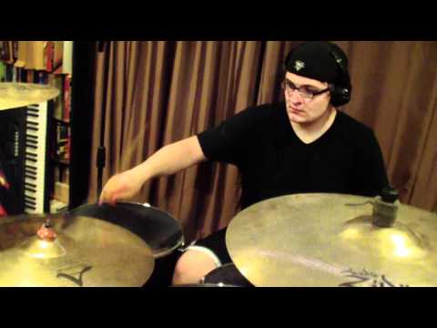 Live To Rise - Soundgarden ft. Joe Guzy [ZMatrix]  (Drum Cover) AVENGERS MONTAGE