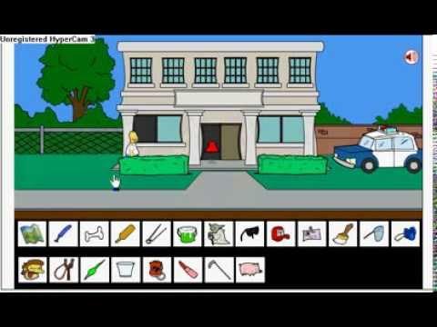Homero Simpson Saw Game- Completa Solución