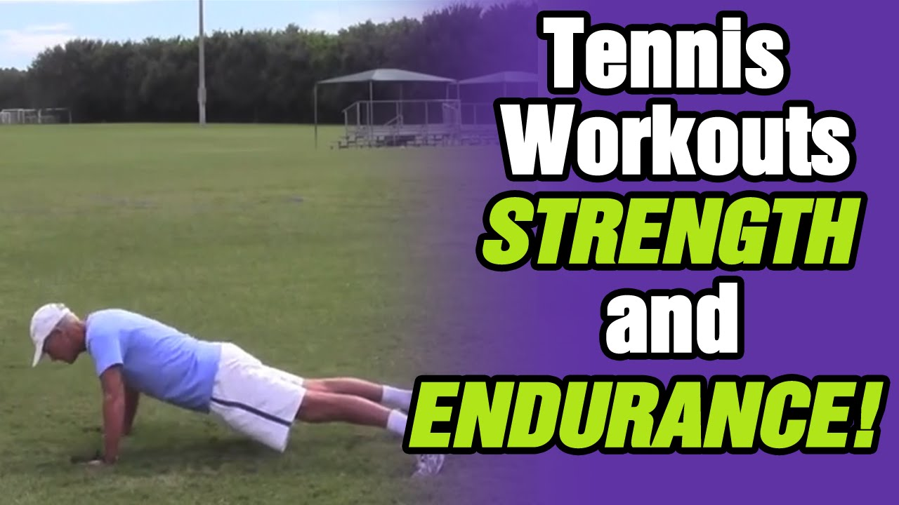 how to train for strength and endurance