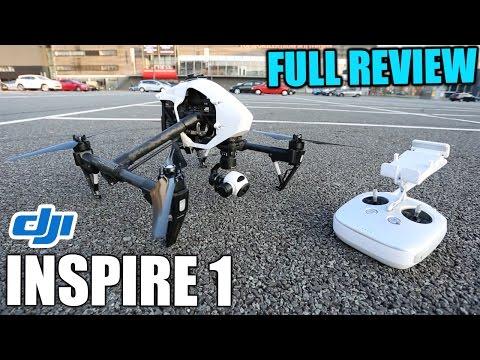 DJI Inspire 1 Review - Should you buy it?