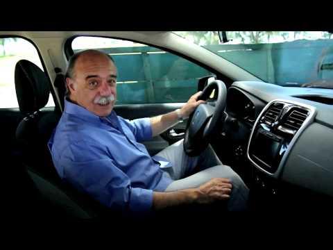 Você é adepto de carro 1.0? Então veja o teste com o novo Renaut Logan