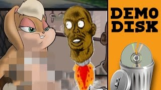 SLAM DUMP - Demo Disk Gameplay