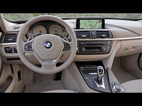BMW 3 Series (F30) — Интерьер