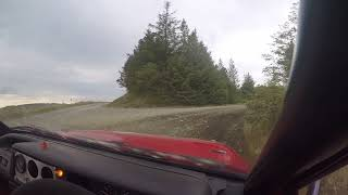 Speyside Rally 2019 SS7 Malsach Burn 2 Car 86 VW Polo Jacob Harlington