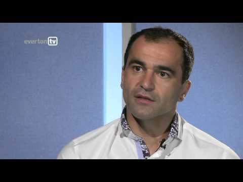 Roberto Martinez Exclusive - Part One