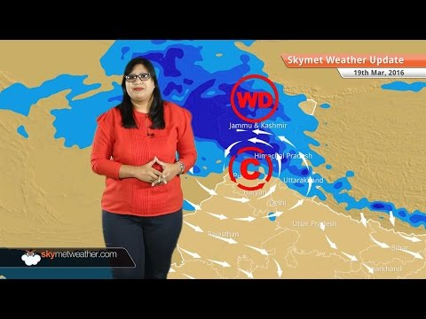 Weather Forecast for March 19: Snow in Kashmir and Himachal, Rain in Punjab, Haryana