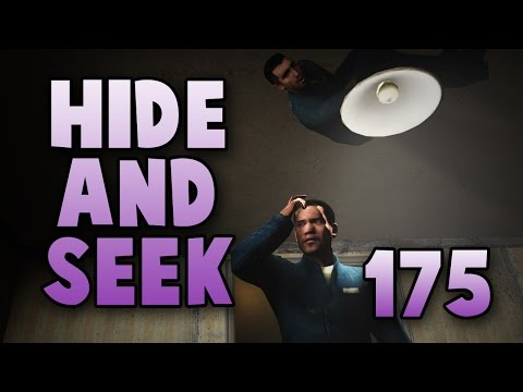 I'm Up On The Church! Come Find Me! (Hide & Seek #175)