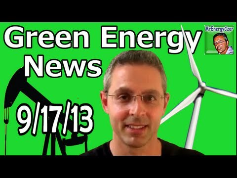 Green Energy News Tar Sands in Utah, Electric VW, China to Surpass U.S.