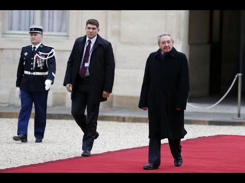 TV de #Francia se burla del nieto de Raul Castro. #Cuba