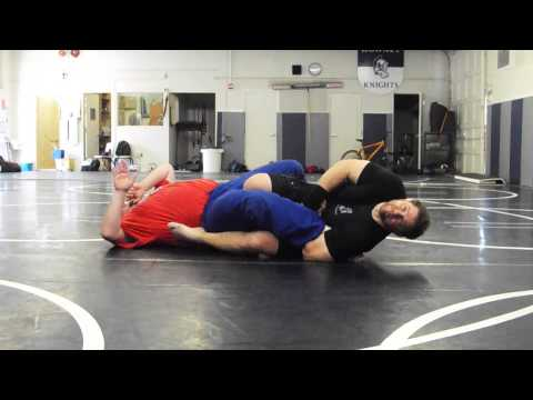Modesto Grappling Club Instr. #273:  Straight Ankle Lock vs. Open Guard Image 1
