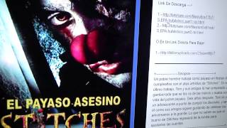 STITCHES: EL PAYASO ASESINO / Stitches - [2012] [Audio Latino] [BRrip] [2 Link] [BITSHARE]