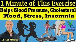 1 Minute of This Exercise = 45 Minutes of Jogging (Scientific Medical Study) - Dr. Alan Mandell, DC