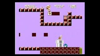 New Strange Mario Bros (NES) James & Mike Bonus video!