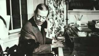 Watch Cole Porter You Do Something To Me video