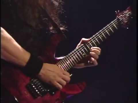 Kiko Loureiro - Escaping live Guitar Fest 2009