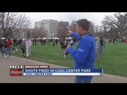 Shots fired at Denver 420 rally