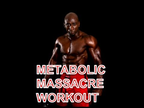 Metabolic Circuit Training Image 1
