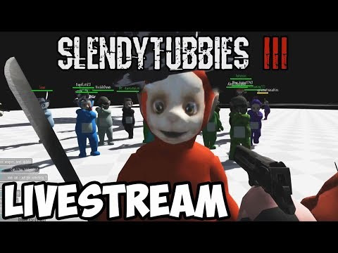 SLENDYTUBBIES 3 MULTIPLAYER SURVIVALINFECTEDVERSUS STREAM 7 - ZEOWORKS STOPS BY FOR SOME FUN