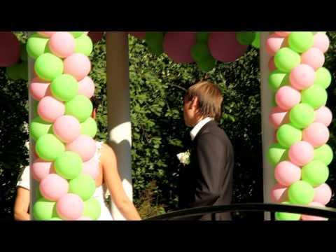 Свадебная Регистрация 2011 организатор Данилов Денис