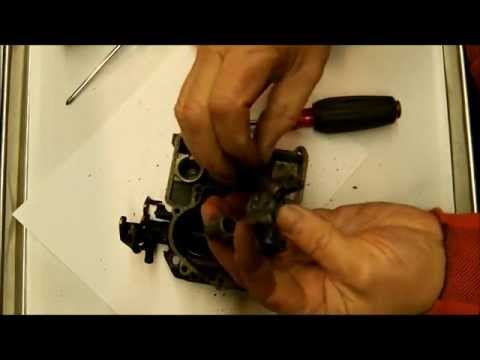 MerCarb Marine Carburetor Rebuild - Part 1