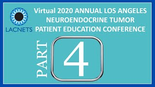 Symptom Management: Diarrhea, Hyperglycemia & Diabetes - 2020 LACNETS Virtual NET Conference