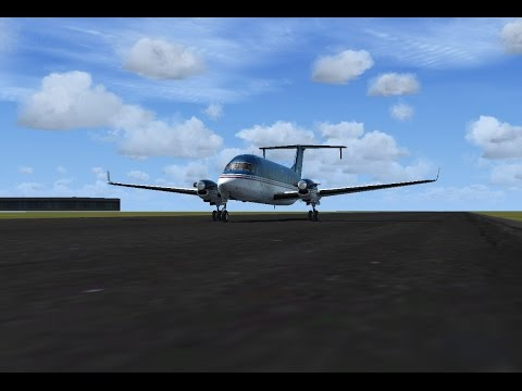 FSX Flight in the Caribbean! - Daily Fun