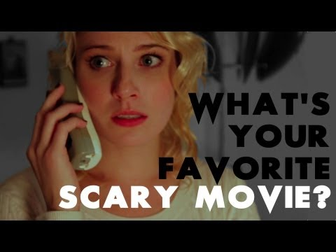 What s Your Favorite Scary Movie? - a PARODY by UCB s SCRAPS