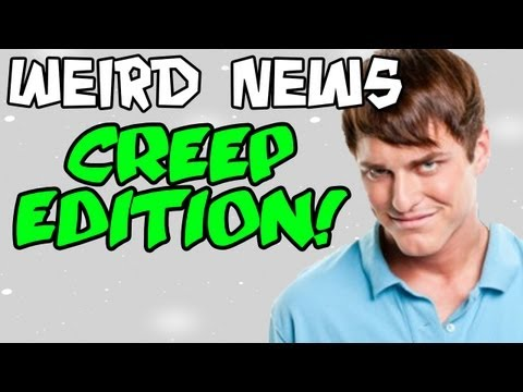 Weird News - CREEP Edition (Black Ops 2 Gameplay/Commentary)