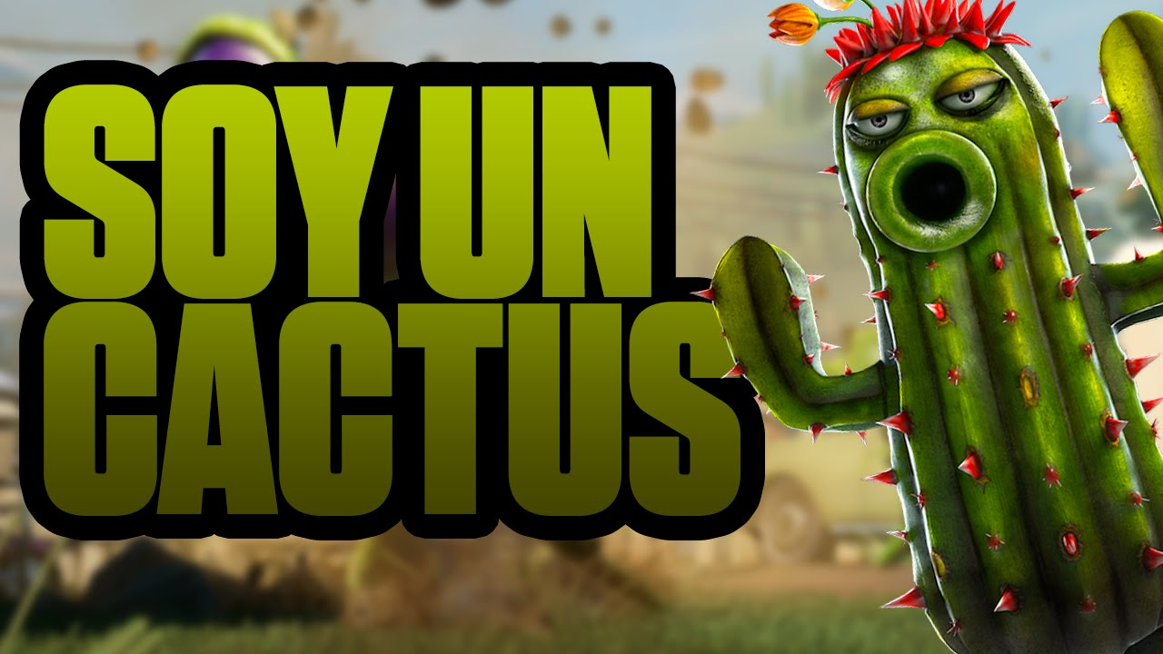 "<a href=""https://www.youtube.com/watch?v=JHmY_klPQzs"" class=""linkify"" target=""_blank"">https://www.youtube.com/watch?v=JHmY_klPQzs</a> ¡NUEVO VÍDEO DE PLANTS VS ZOMBIES! SOY UN CÁCTUS, Y UN INGENIERO ZOMBIE XD, ¡LIKE PARA MOAR! :3 SE OS QUIERE ♥"